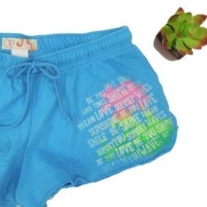 NWT Op Beach Shorts M